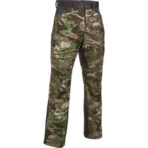 Mens Under Armour Stealth Camo Sherpa Hunting Pant